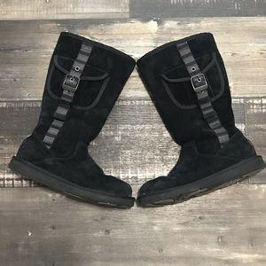 Make an offer! Black tall  UGG boots